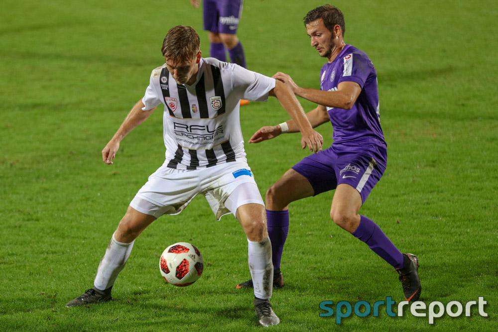 FK Austria Wien, Juniors OÖ FC, aus Generali Arena, Zweite Liga