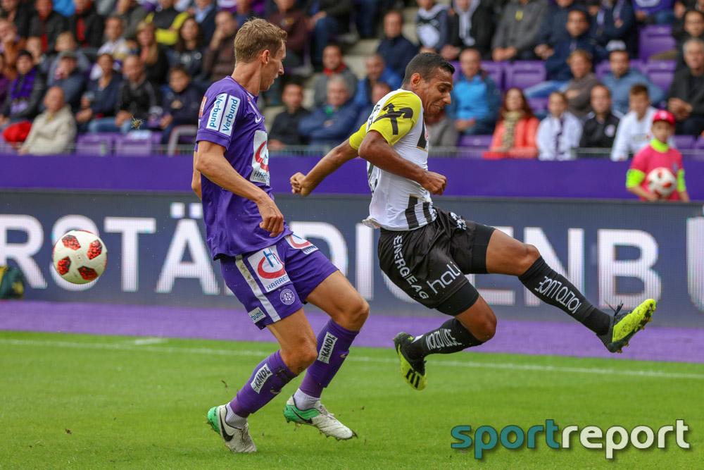 FK Austria Wien, LASK, aus Generali Arena, Tipico Bundesliga