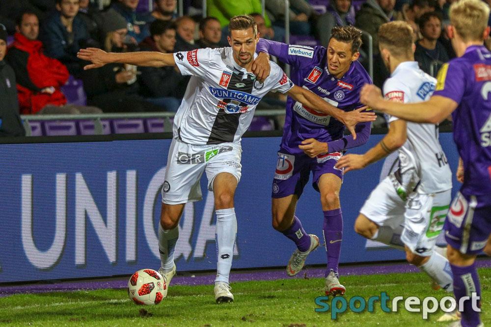 FK Austria Wien, SK Sturm Graz, aus der Generali Arena, ÖFB Cup