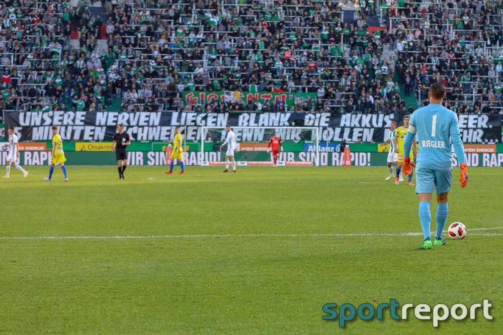 Rapid Wien, SKN St. Pölten, #SCRSKN