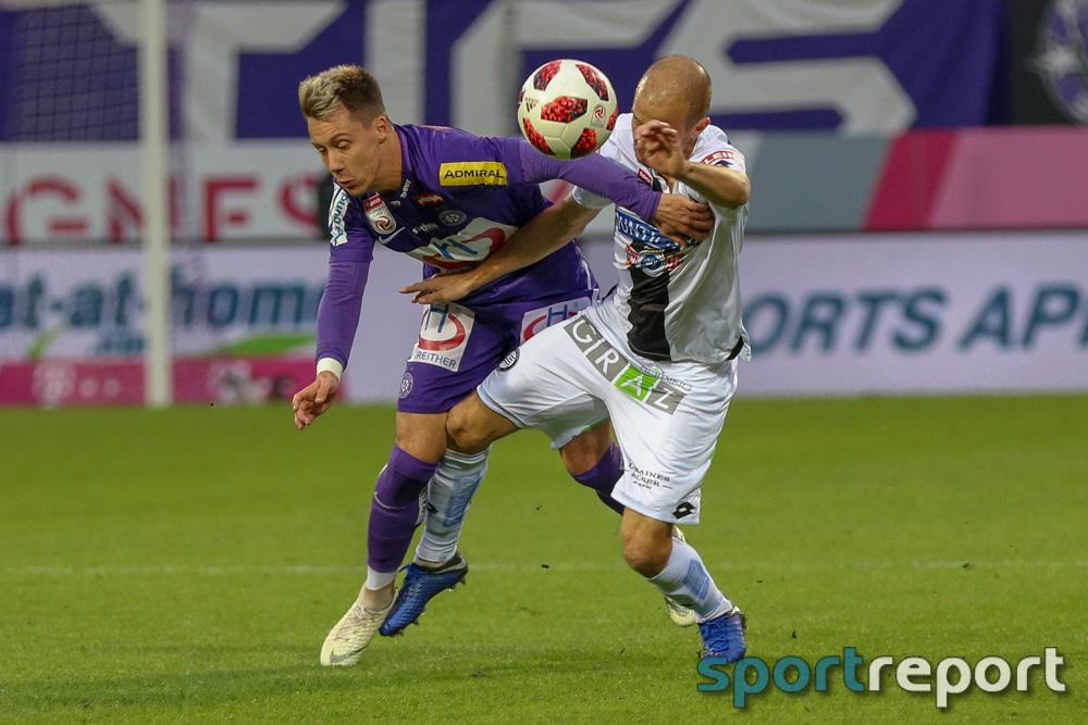 FK Austria Wien, SK Sturm Graz, aus der Generali Arena, Tipico Bundesliga