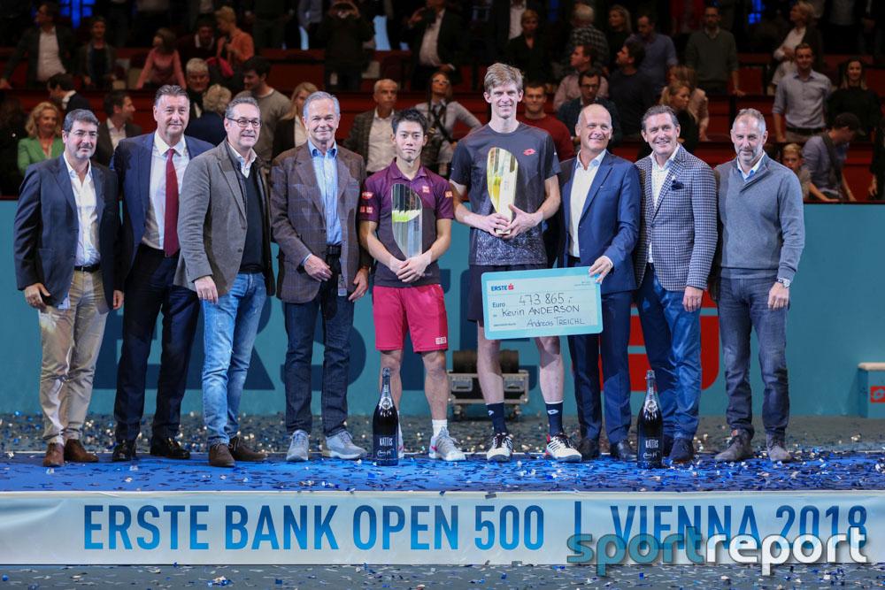 Erste Bank Open 500, Wiener Stadthalle, Wien, ATP