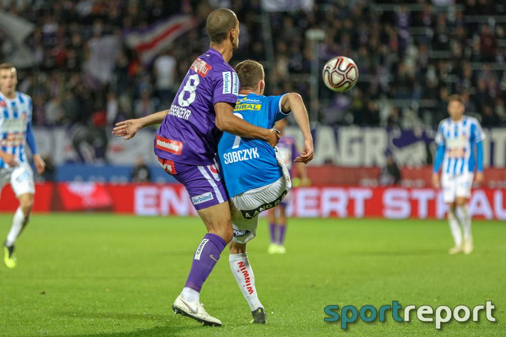 FK Austria Wien, Floridsdorfer AC, aus der Generali Arena, ÖFB Cup