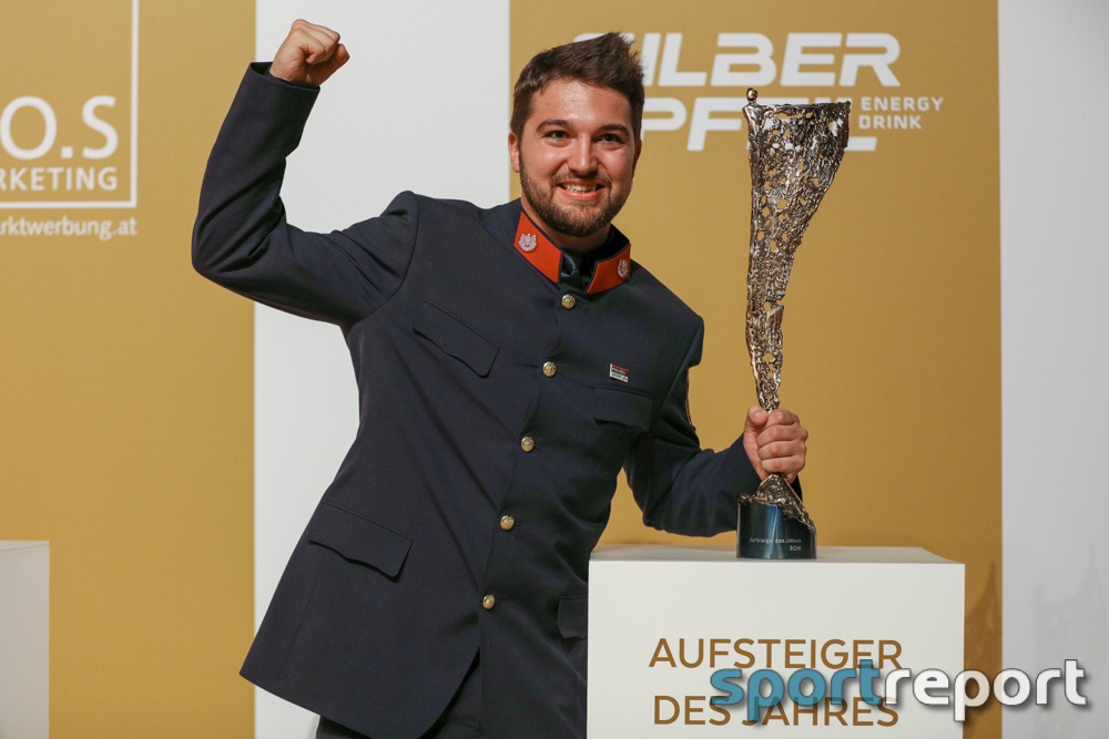 Sportlerin des Jahres, Sportler des Jahres, Marx Halle, Preisverleihung