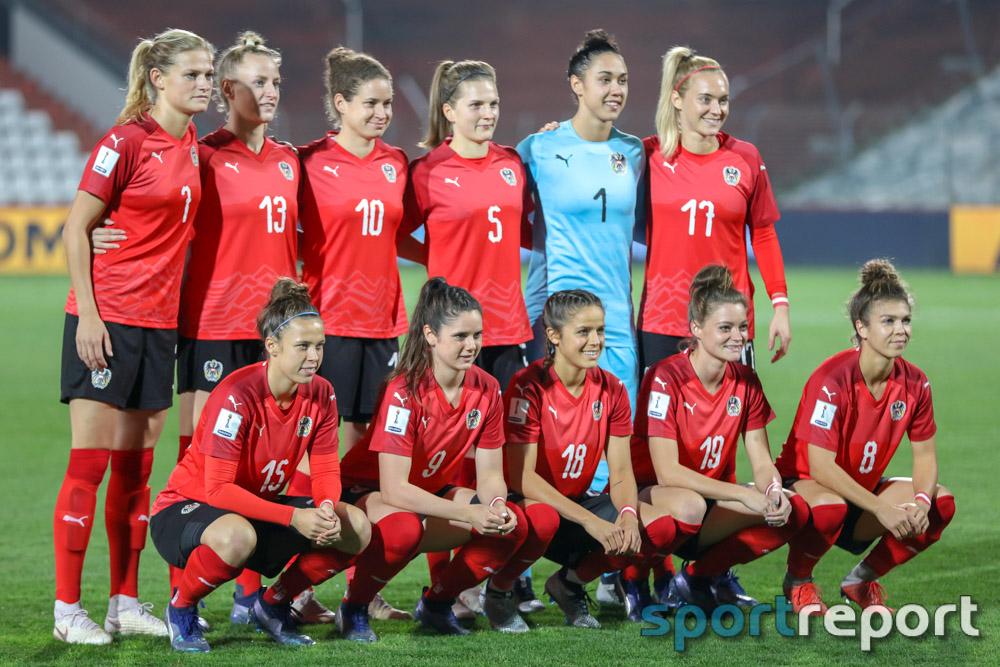 ÖFB Frauen-Nationalteam empfängt in der BSFZ Arena die Slowakei