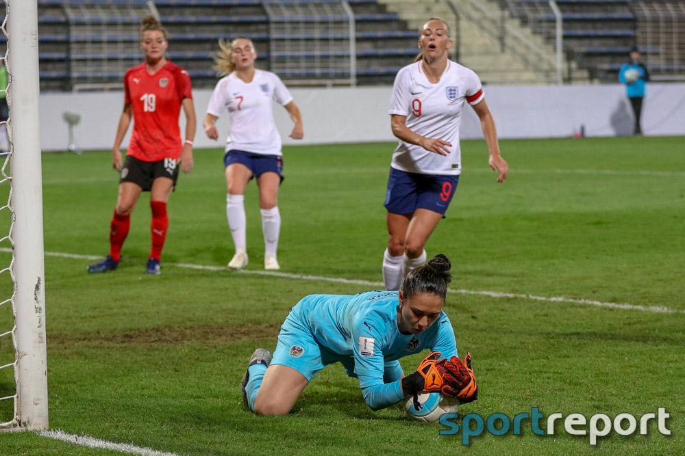Österreich, England, aus der BSFZ Arena, Freundschaftsspiel