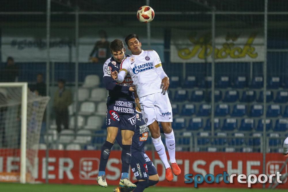 Floridsdorfer AC, FAC, Young Violets Austria Wien, vom FAC Platz, Zeite Liga