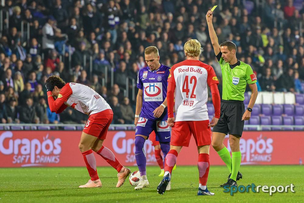 FK Austria Wien, FC Red Bull Salzburg, aus der Generali Arena, Tipico Bundesliga