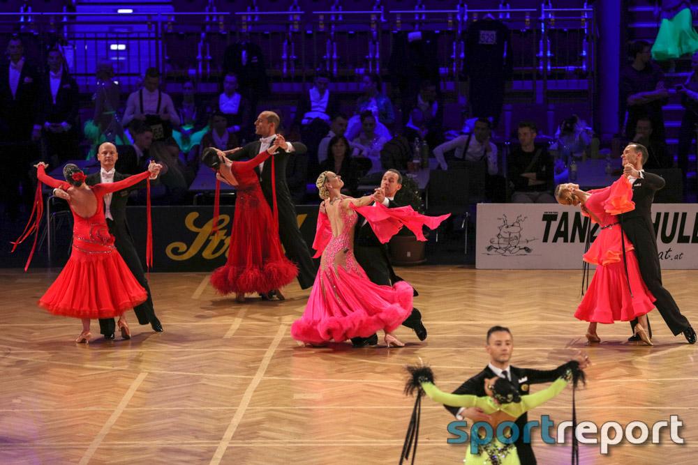 25. Austrian Open, ÖTSV, Multiversum, Tanz WM, WDSF, WTSV
