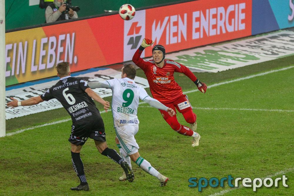 SK Rapid Wien, LASK, aus dem Allianz Stadion, Tipico Bundesliga