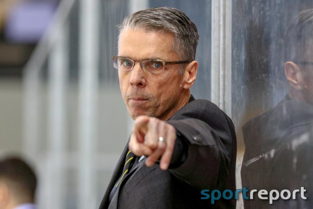 Vienna Capitals Head-Coach Dave Cameron: