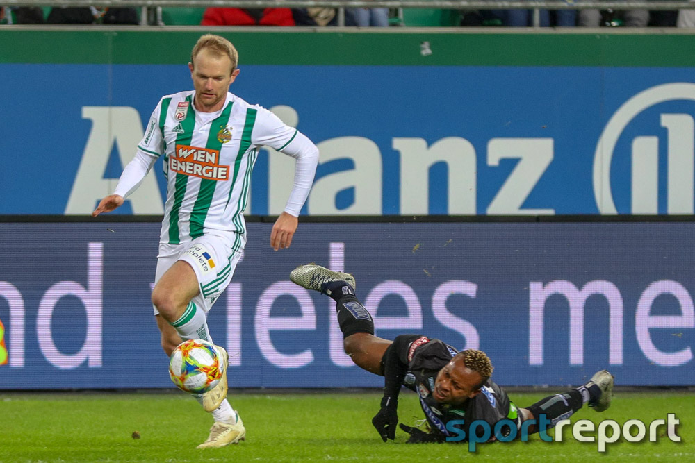 SK Rapid Wien, SK Sturm Graz, aus dem Allianz Stadion, Tipico Bundesliga