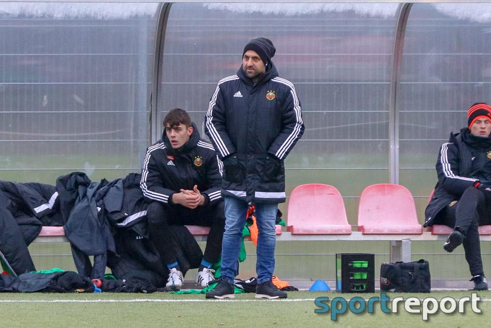 SK Rapid Wien, FAC, Trainingsplätze Ernst Happel Stadion, Testspiel