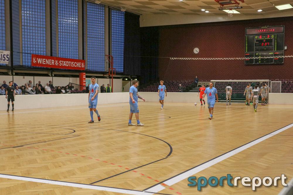 WFV, Wiener Fußball Verband, Wiener Stadthalle, Halle B