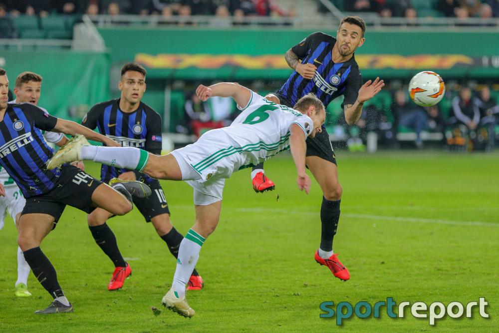 Rapid Wien, Inter Mailand, #SCRINT
