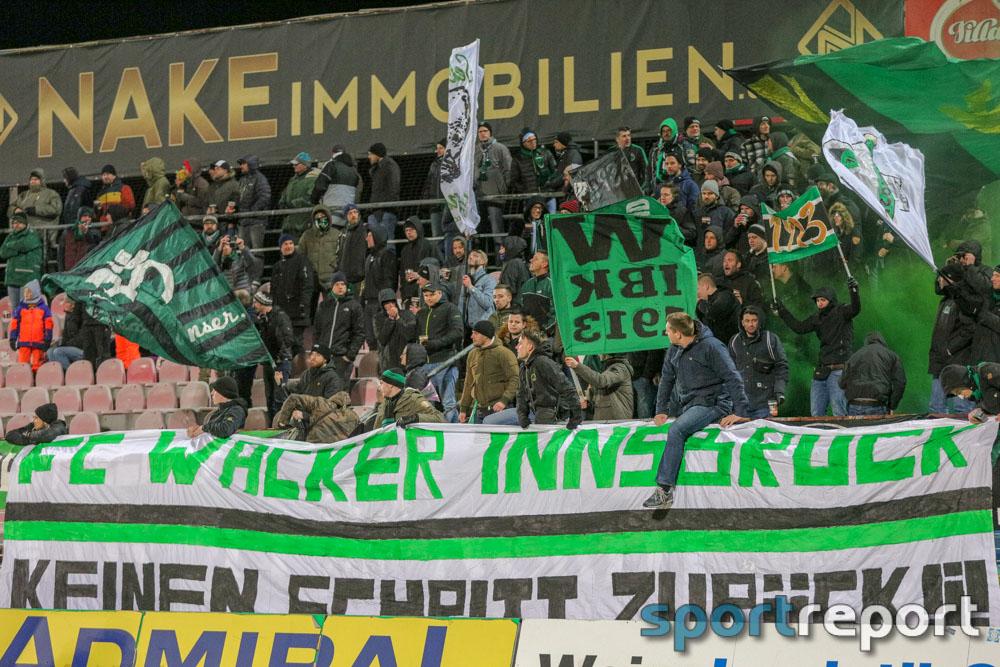 FC Flyeralarm Admira, FC Wacker Innsbruck, aus der BSFZ Arena, Tipico Bundesliga