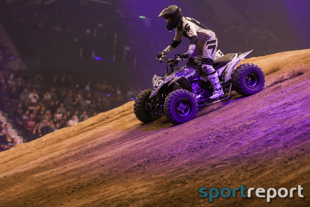 Masters of Dirt, M.O.D, aus der Wiener Stadthalle, Tipico Bundesliga