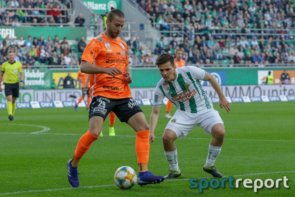 Rapid, Rapid Wien, TSV Hartberg, #HTBSCR