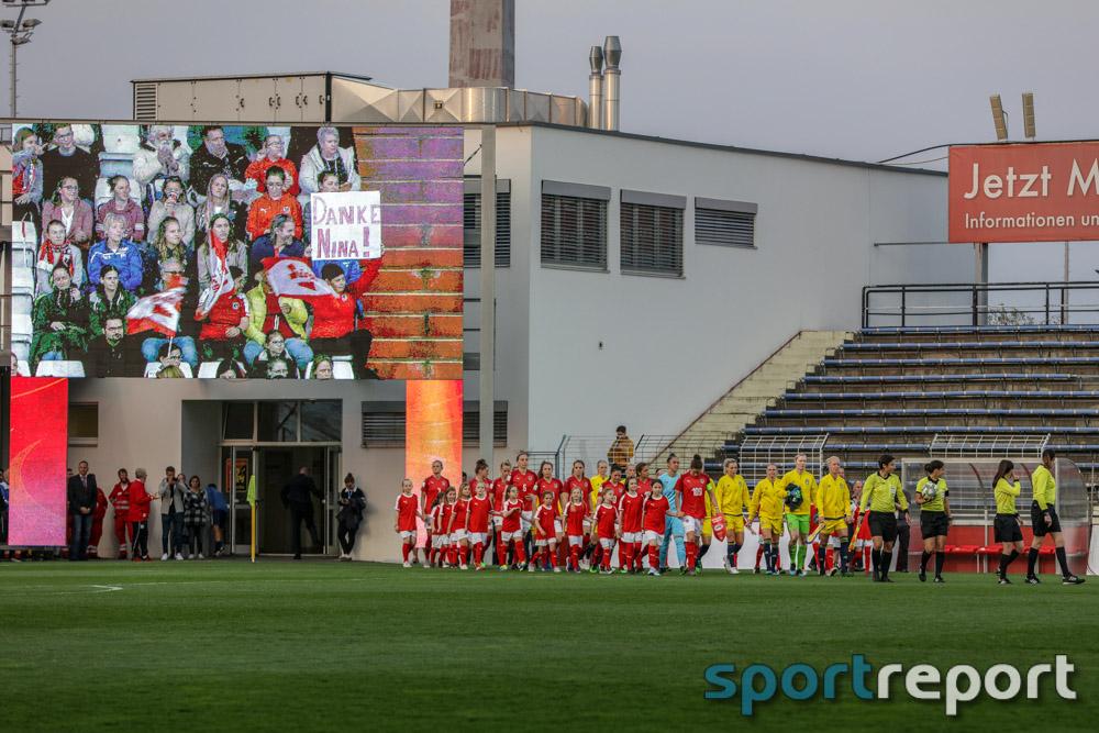 Österreich, Schweden, aus dem Ernst Happel Stadion, Testspiel