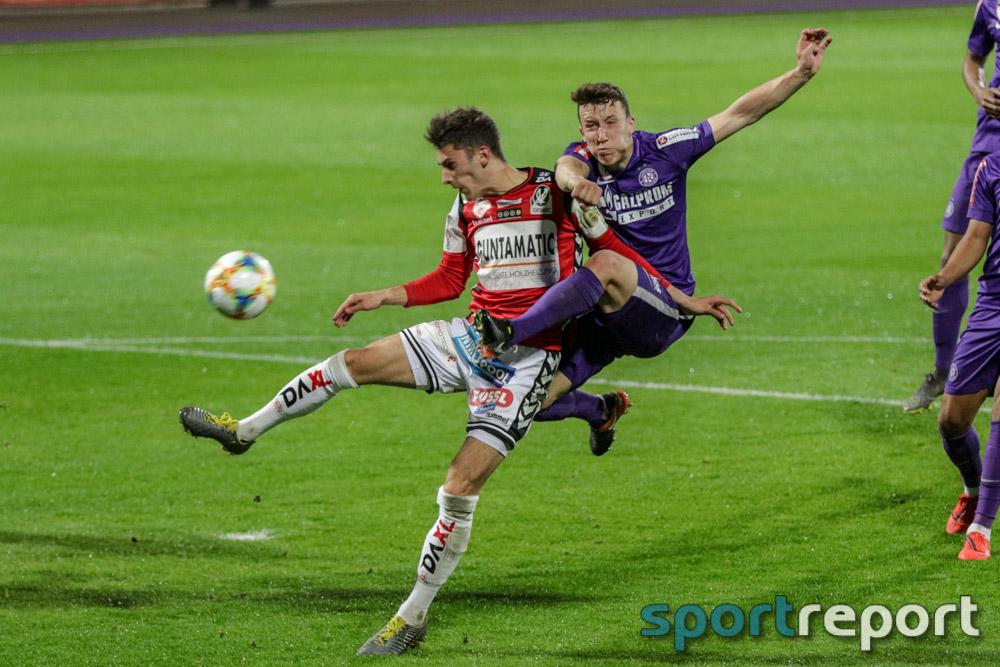Young Violets Austria Wien, SV Guntamatic Ried, aus der Generali Arena, Zweite Liga