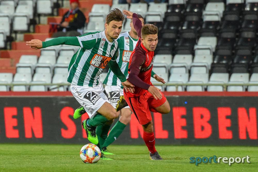 SV Mattersburg lässt Punkte gegen die Admira liegen