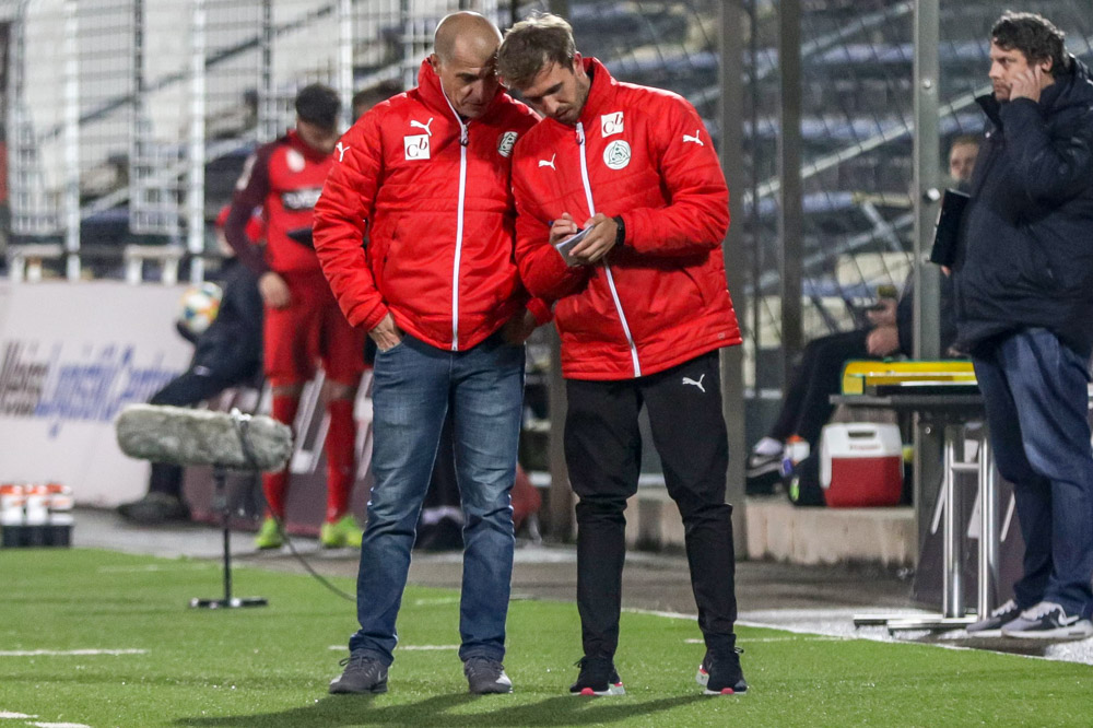 FC Flyeralarm Admira, SV Mattersburg, aus der BSFZ Arena, Tipico Bundesliga - Qualifikationsgruppe