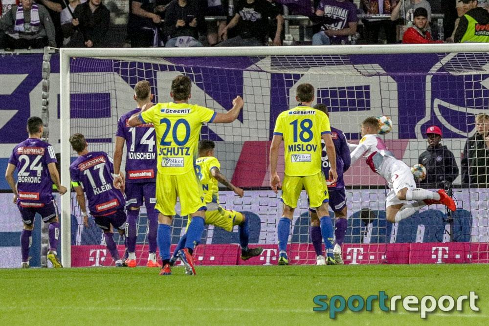 FK Austria Wien, SKN St Pölten, aus der Generali Arena, Tipico Bundesliga - Meistergruppe