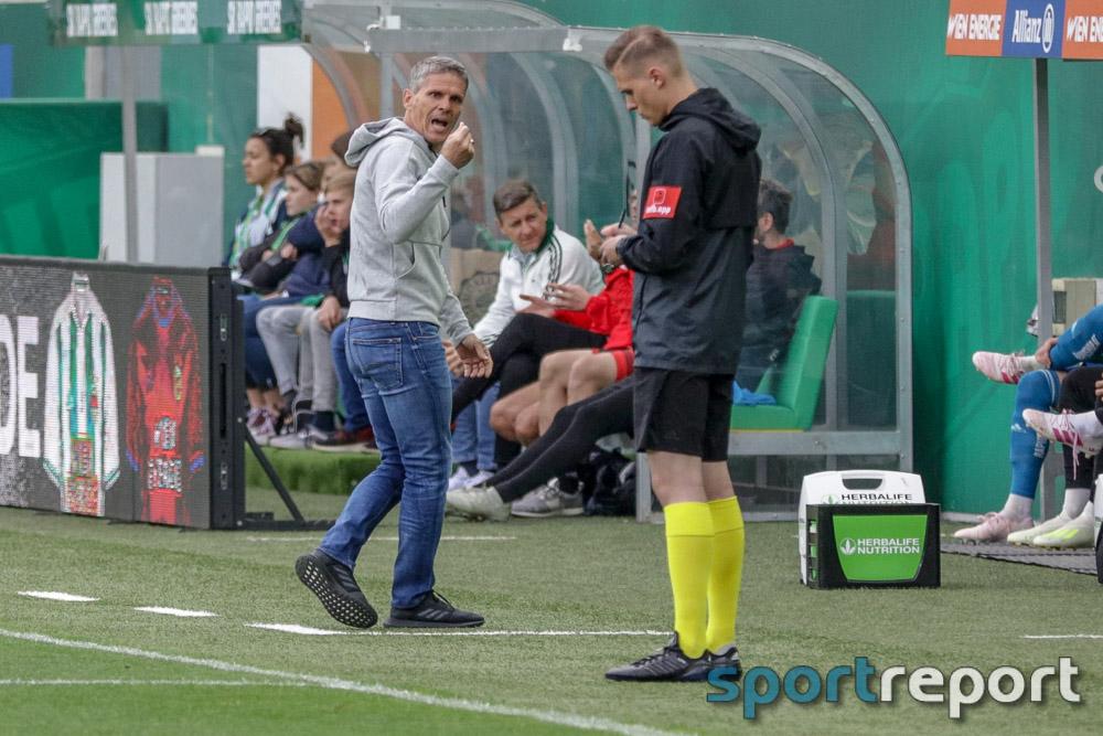 SK Rapid Wien, TSV Hartberg, aus dem Allianz Stadion, Tipico Bundesliga - Qualifikationsgruppe