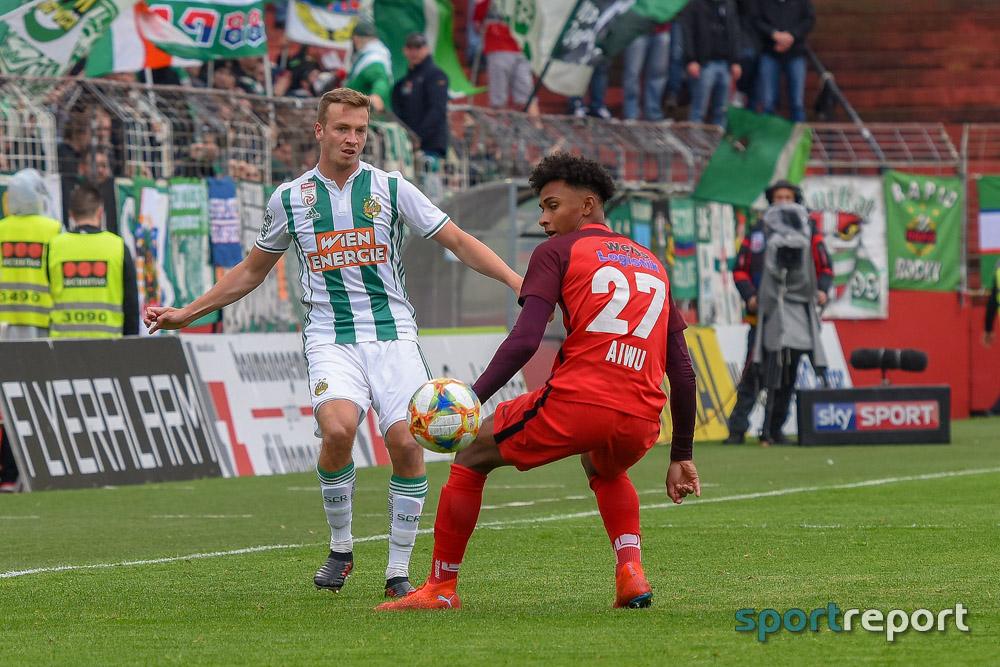 FC Flyeralarm Admira, SK Rapid Wien, aus der BSFZ Arena, Tipico Bundesliga