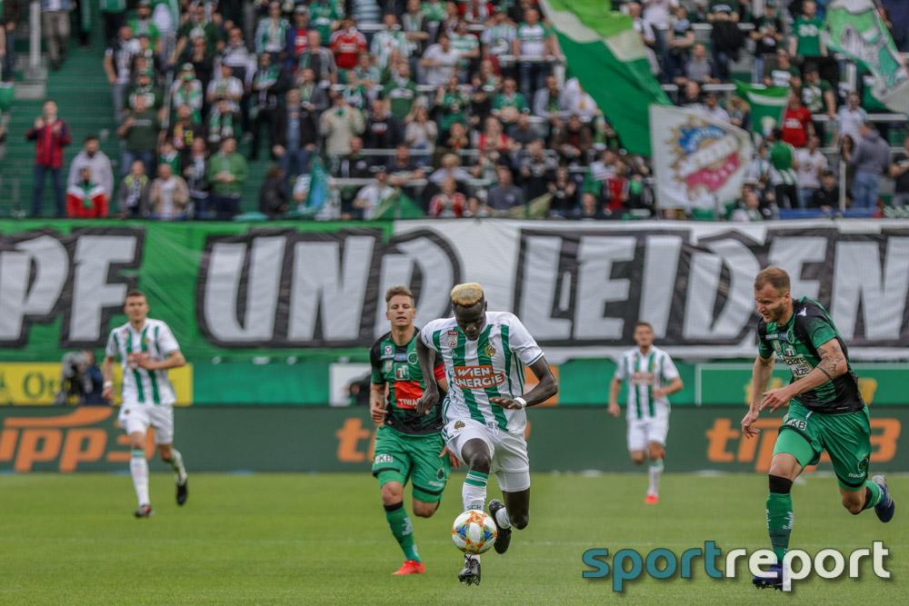 SK Rapid Wien, FC Wacker Innsbruck, aus dem Allianz Stadion, Tipico Bundesliga