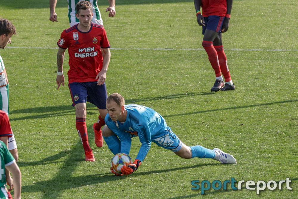SV Mattersburg, SK Rapid Wien, aus dem Pappelstadion, Tipico Bundesliga
