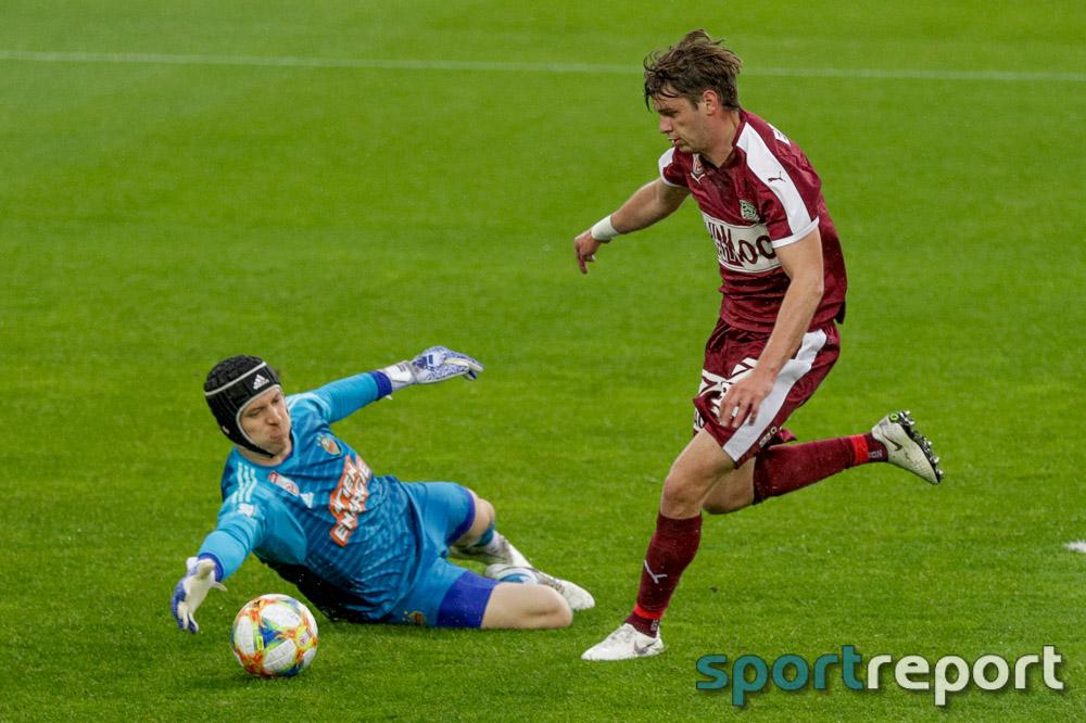 SK Rapid Wien, SV Mattersburg, aus dem Allianz Stadion, Tipico Bundesliga - Europa League Playoff
