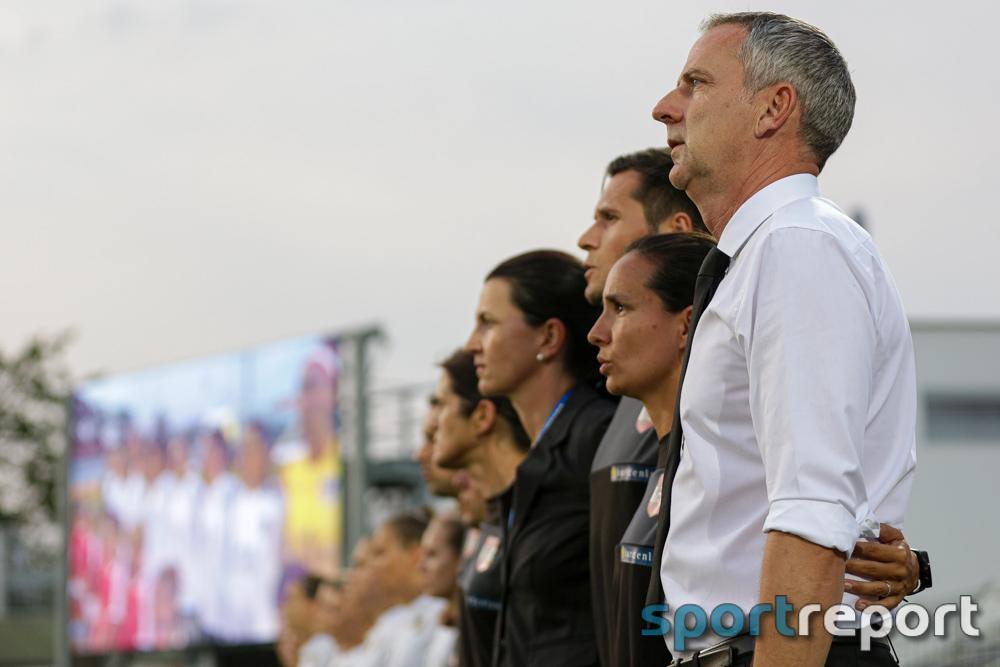 Österreich, Slowakei, aus der BSFZ Arena, Testspiel