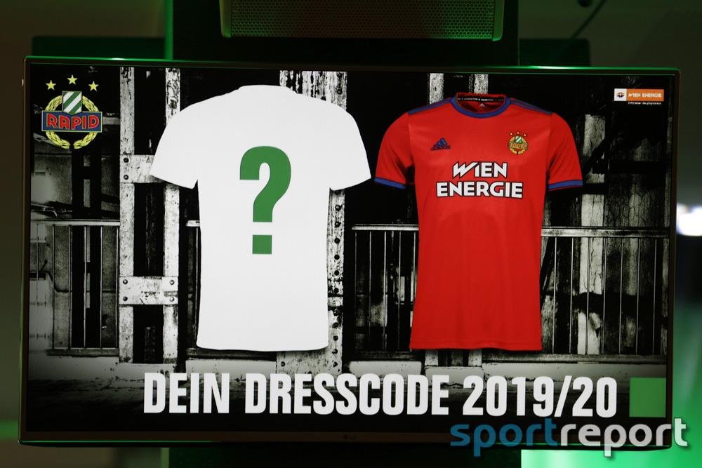 SK Rapid Wien, GASTMANNSCHAFT, aus dem Allianz Stadion, Tipico Bundesliga