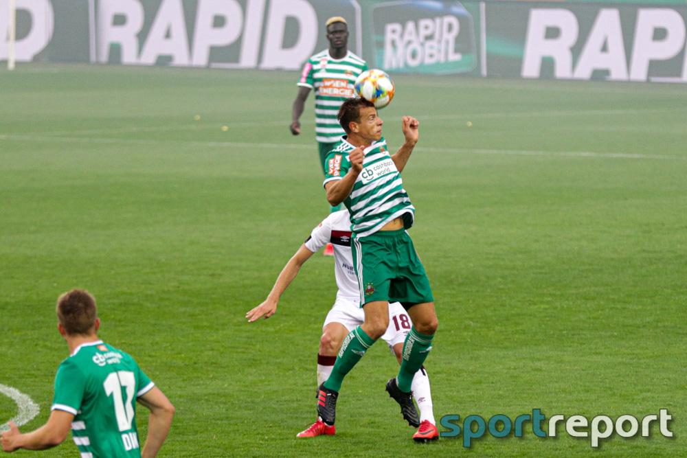 SK Rapid Wien, 1. FC Nürnberg, aus dem Allianz Stadion, Testspiel