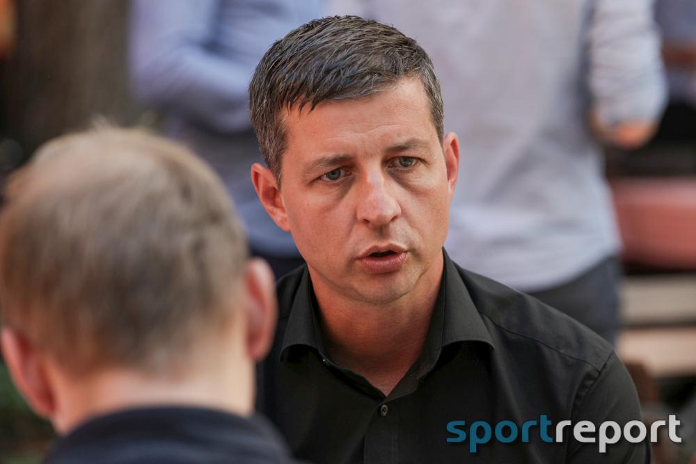 Zweite Liga, Saisonstart Pressekonferenz, Restaurant Waldzeile, Zweite Liga