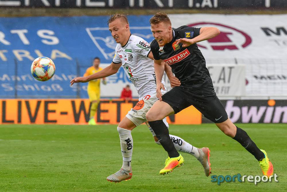 FC Flyeralarm Admira, WAC, aus der BSFZ Arena, Tipico Bundesliga