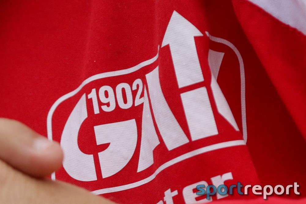 Floridsdorfer AC, FAC, GAK 1902, vom FAC Platz, Zweite Liga