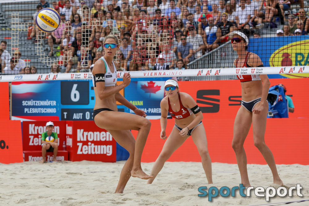 Turnier, A1 Major Beachvolleyball, Donauinsel, A1 Major