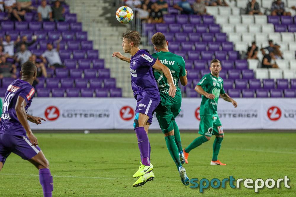 FK Austria Wien, SC Austria Lustenau, aus der Generali Arena, Zweite Liga