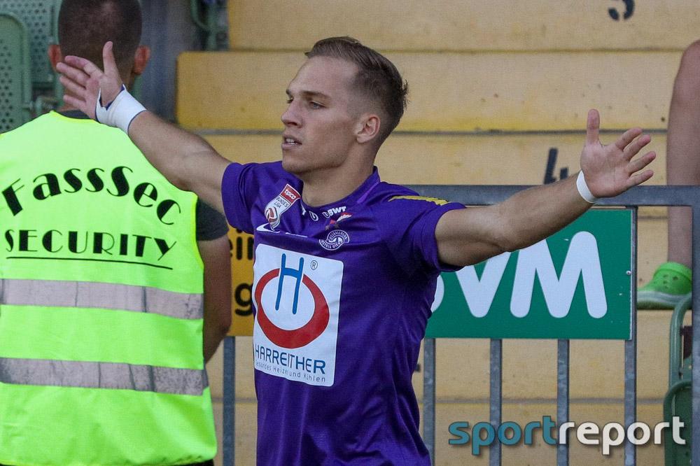 """Christoph Monschein (FK Austria Wien): """"Ich würde nicht sagen, dass wir in der Krise waren."""""""