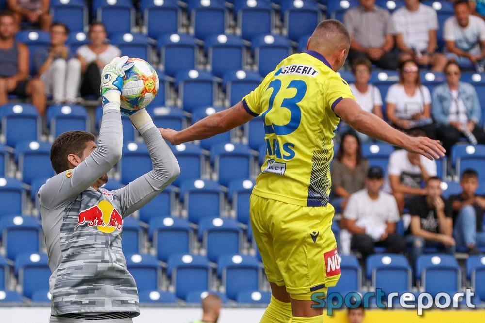SKN St Pölten, FC Red Bull Salzburg, aus der NV Arena, Tipico Bundesliga