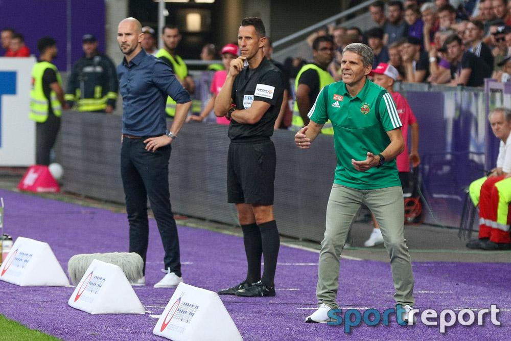 FK Austria Wien, SK Rapid Wien, aus der Generali Arena, Tipico Bundesliga