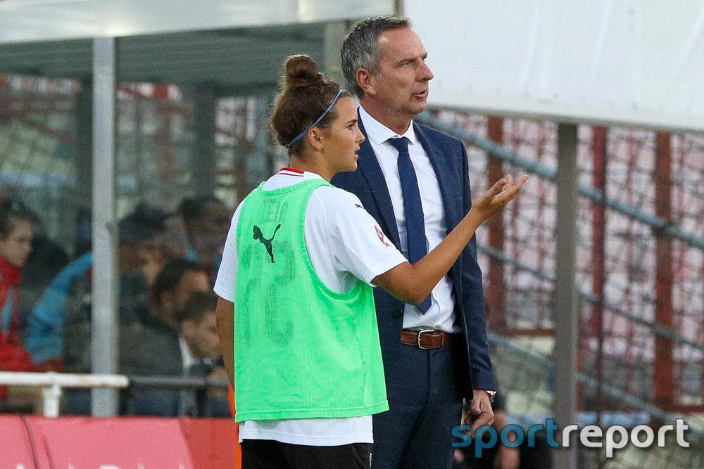 Österreich, Nordmazedonien, aus der BSFZ Arena, EM Qualifikation