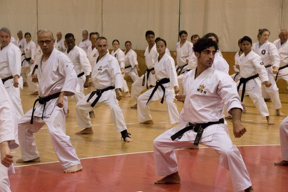 2019_09_09_karate Jundokan Karate Gasshuku