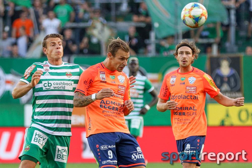TSV Hartberg, Rapid, Rapid Wien, Rapid Wien vs. TSV Hartberg, #SCRHTB