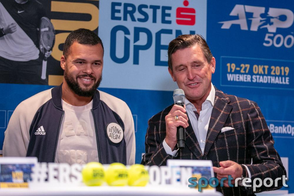 Erste Bank Open, Auslosung, Wiener Stadthalle, Vienna Open