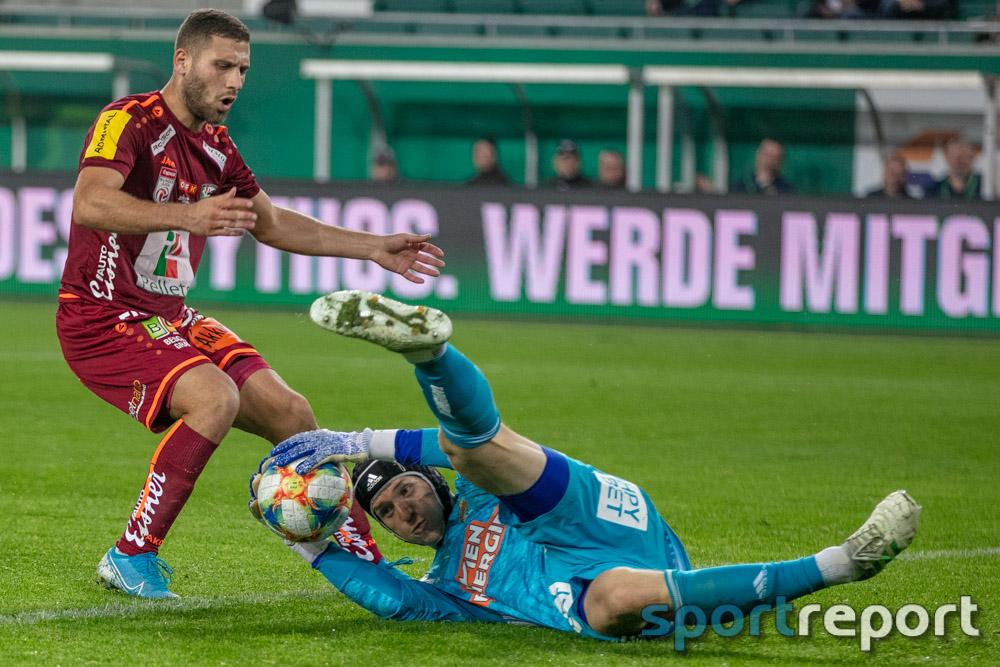 SK Rapid Wien, WAC, aus dem Allianz Stadion, Tipico Bundesliga