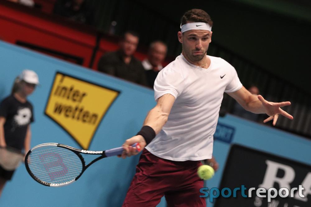 Erste Bank Open, mittwoch, Wiener Stadthalle, ATP500