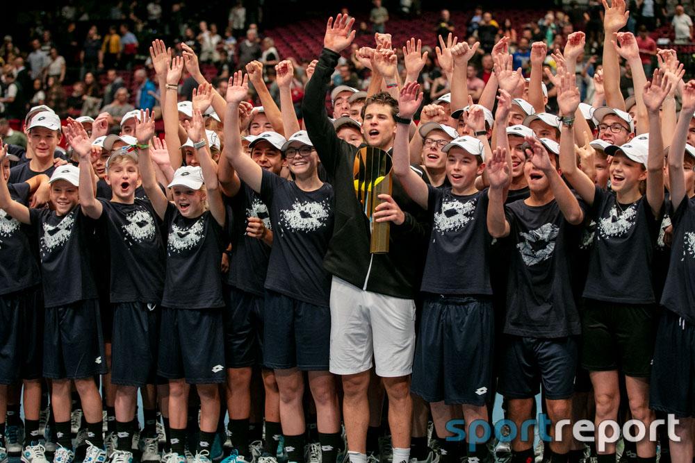 Erste Bank Open, Sonntag, Wiener Stadthalle, ATP500